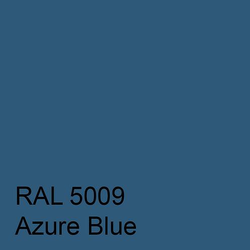 RAL 5009 - Azure Blue