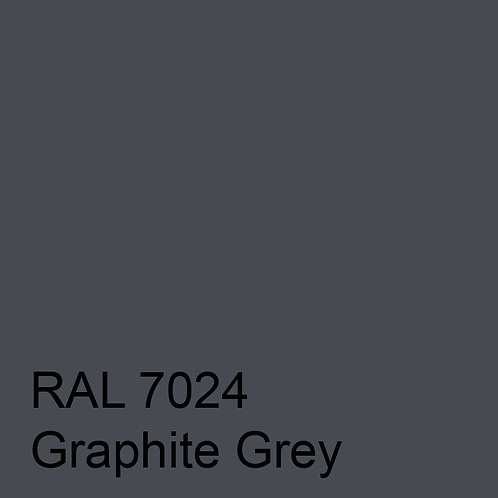 RAL 7024 - Graphite Grey