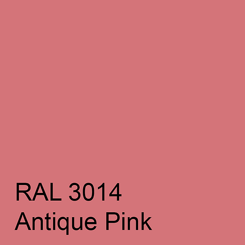 RAL 3014 - Antique Pink