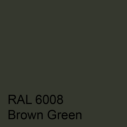 RAL 6008 - Brown Green
