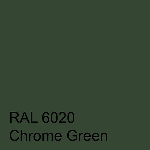 RAL 6020 - Chrome Green