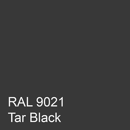 RAL 9021 - Tar Black