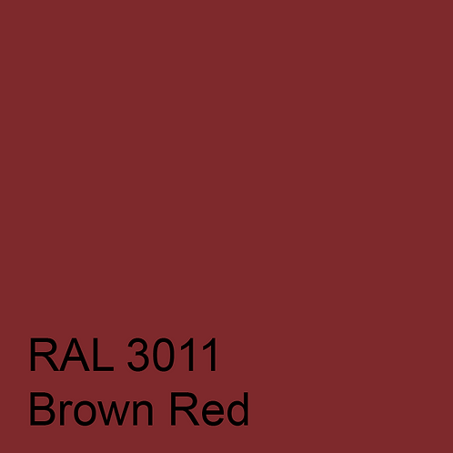 RAL 3011 - Brown Red