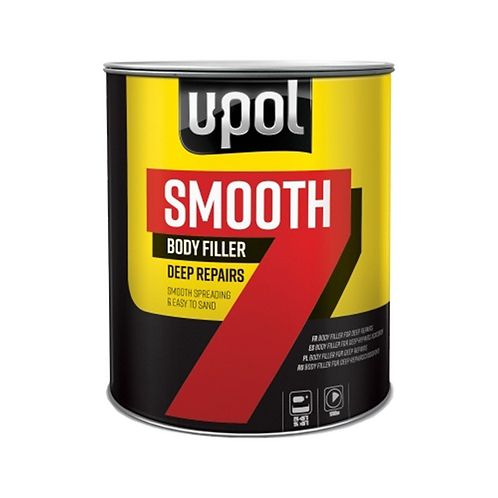 U-POL - Smooth 7 Body Filler 3L