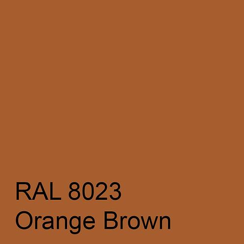 RAL 8023 - Orange Brown