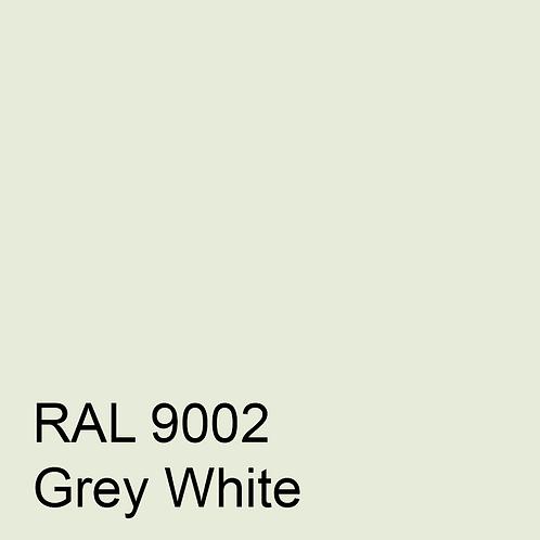 RAL 9002 - Grey White