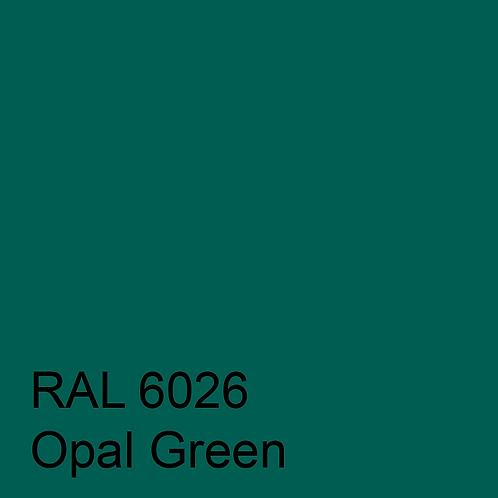 RAL 6026 - Opal Green