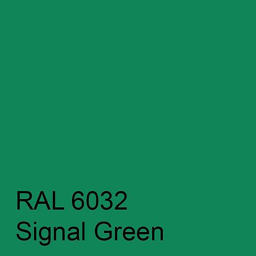 RAL 6032 - Signal Green