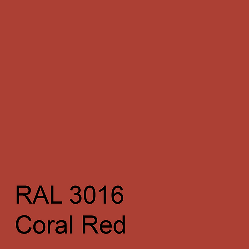 RAL 3016 - Coral Red