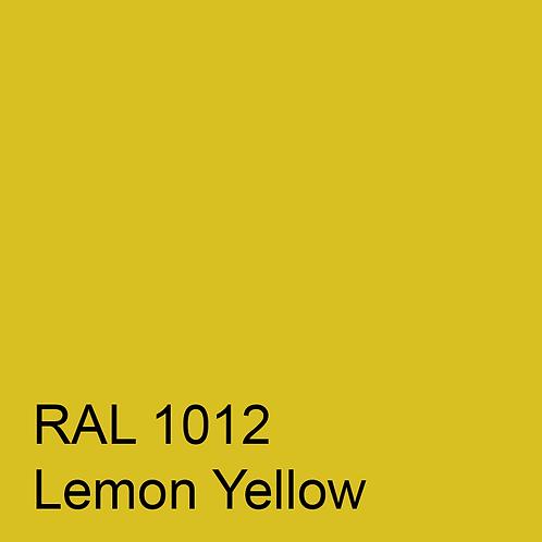 RAL 1012 - Lemon Yellow