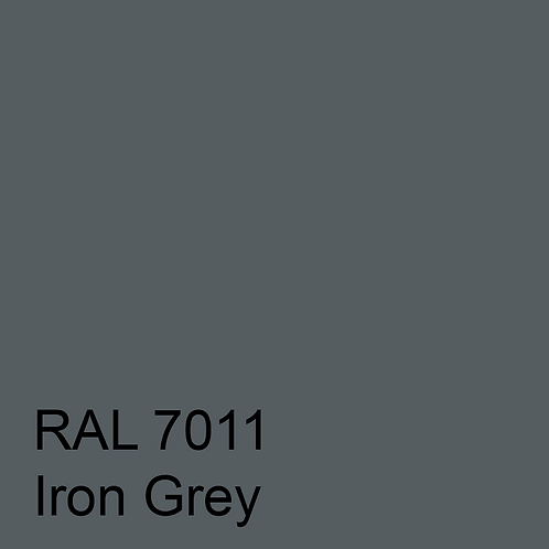 RAL 7011 - Iron Grey
