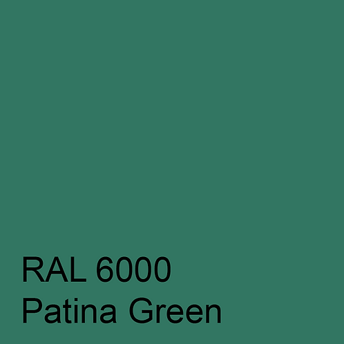 RAL 6000 - Patina Green