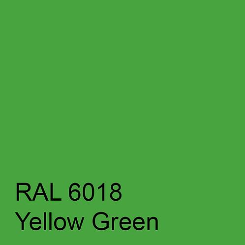 RAL 6018 - Yellow Green