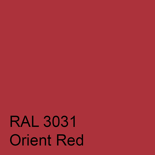 RAL 3031 - Orient Red