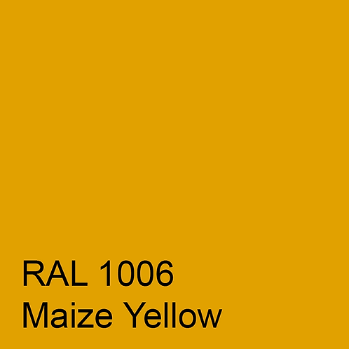 RAL 1006 - Maize Yellow