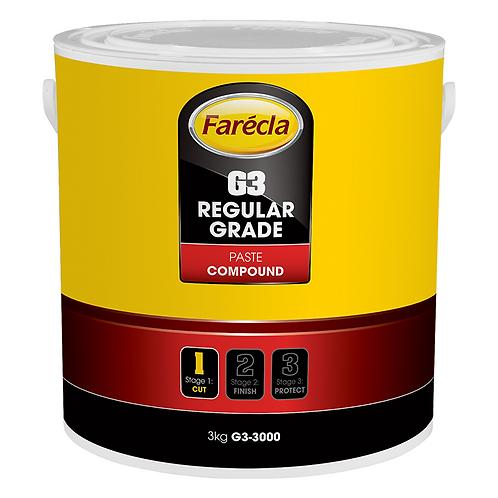 Farecla - G3 Regular Grade Paste Compound 3kg