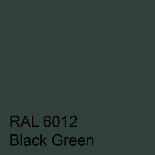 RAL 6012 - Black Green