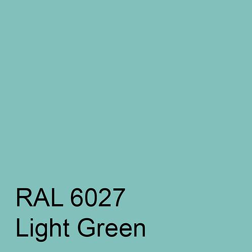 RAL 6027 - Light Green