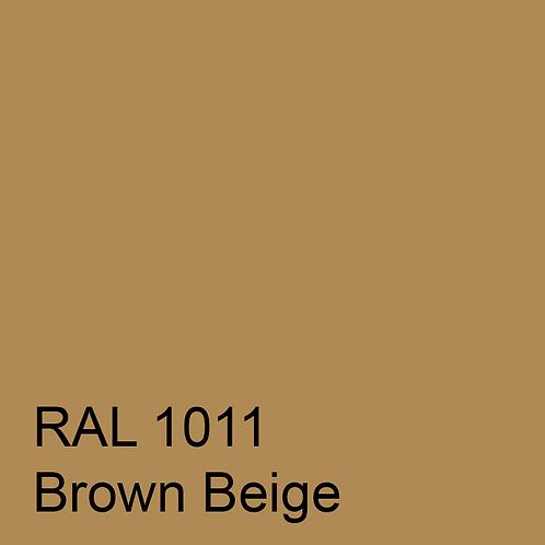 RAL 1011 - Brown Beige