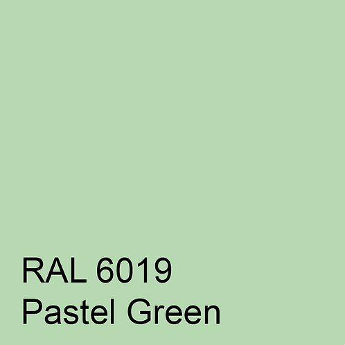 RAL 6019 - Pastel Green