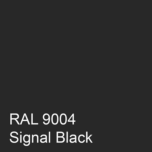 RAL 9004 - Signal Black