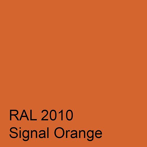 RAL 2010 - Signal Orange