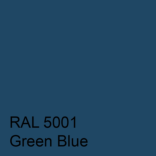 RAL 5001 - Green Blue