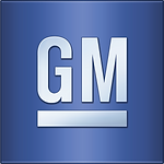 General Motors USA Logo - 2010 (3300x330