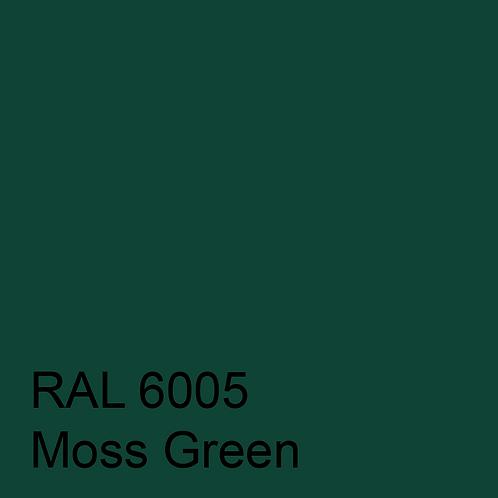 RAL 6005 - Moss Green