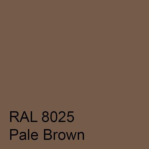 RAL 8025 - Pale Brown