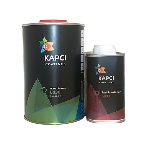 Kapci - 6030 2K HS Anti-Scratch Clearcoat 1.5L