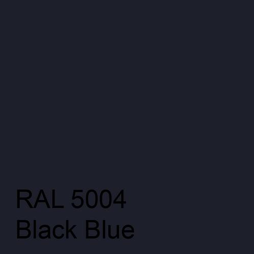 RAL 5004 - Black Blue
