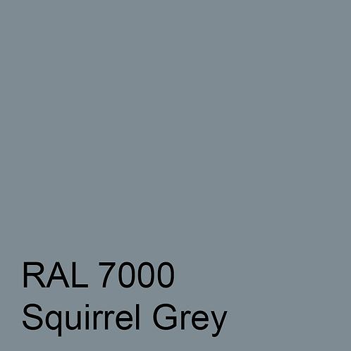RAL 7000 - Squirrel Grey