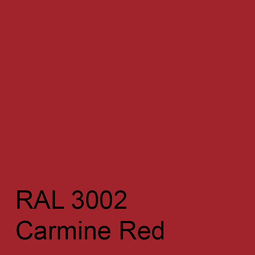 RAL 3002 - Carmine Red