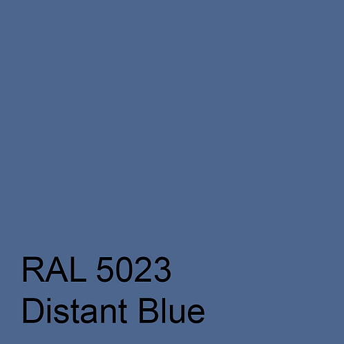 RAL 5023 - Distant Blue