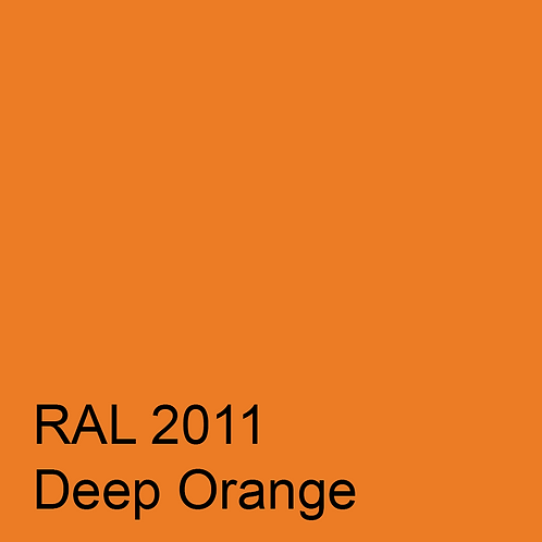 RAL 2011 - Deep Orange