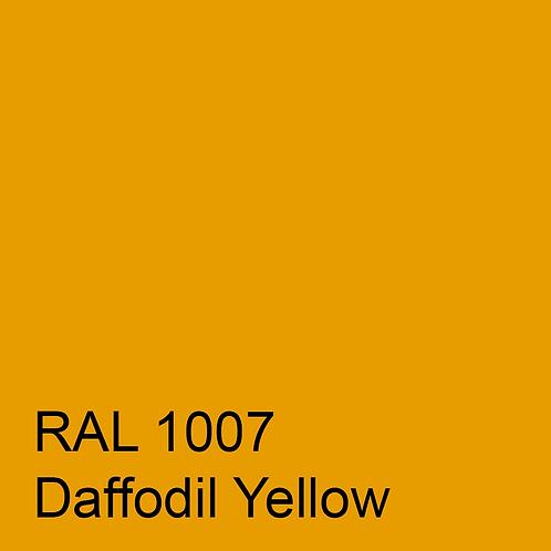 RAL 1007 - Daffodil Yellow