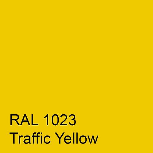 RAL 1023 - Traffic Yellow