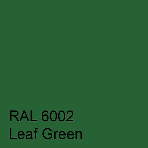 RAL 6002 - Leaf Green