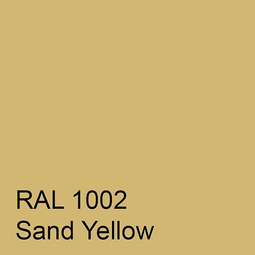RAL 1002 - Sand Yellow