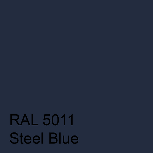 RAL 5011 - Steel Blue