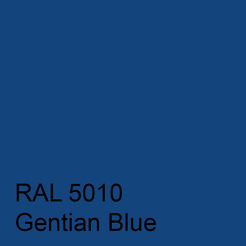 RAL 5010 - Gentian Blue