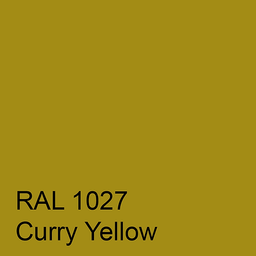 RAL 1027 - Curry Yellow