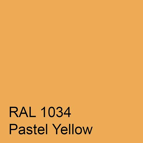 RAL 1034 - Pastel Yellow