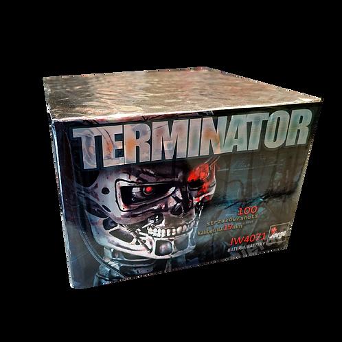 Terminator 100 Shot