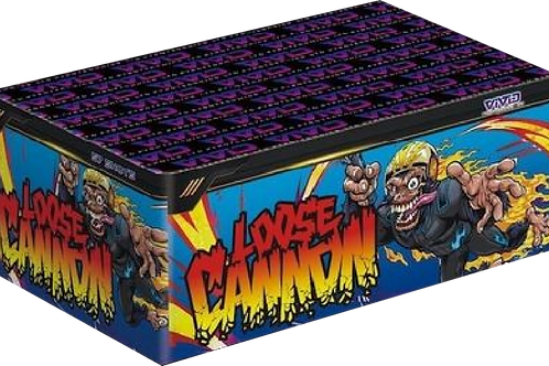 Loose Cannon Display in a Box