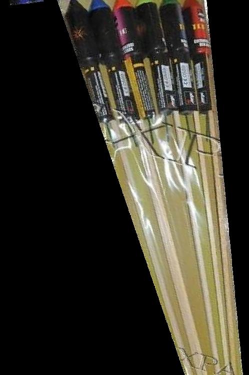 Top 10  Rocket Pack 6 Rockets