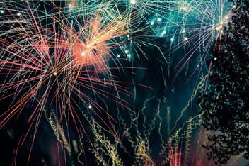 Wallingford Fireworks