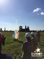 Firework Display Training