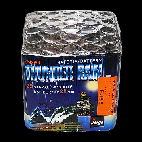 Thunder Rain 25 Shots